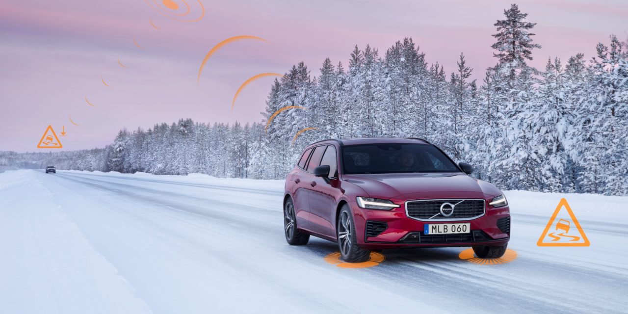 Volvo Cars Launches An Industry First In Car Models Safety