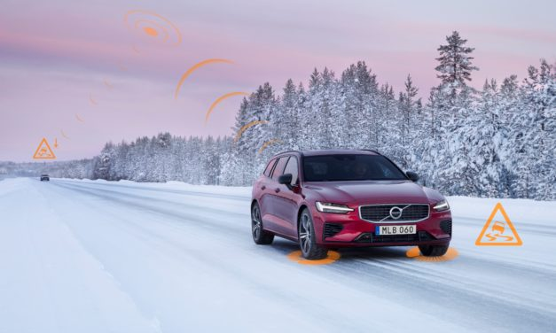 Volvo cars launches an industry-first, in-car models safety technology