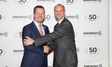 ERTICO celebrates SWARCO's 50th anniversary