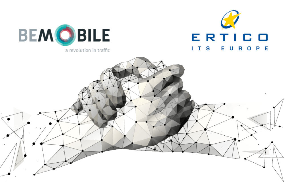 Sharing the same aims: ERTICO welcomes Be-Mobile as Partner