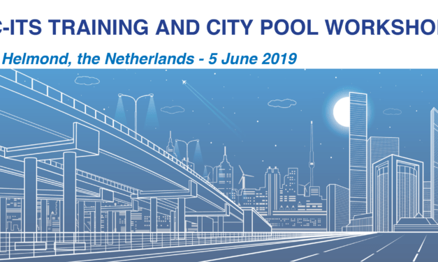 Register for the C-ITS Training and City Pool Workshop at the ITS European Congress