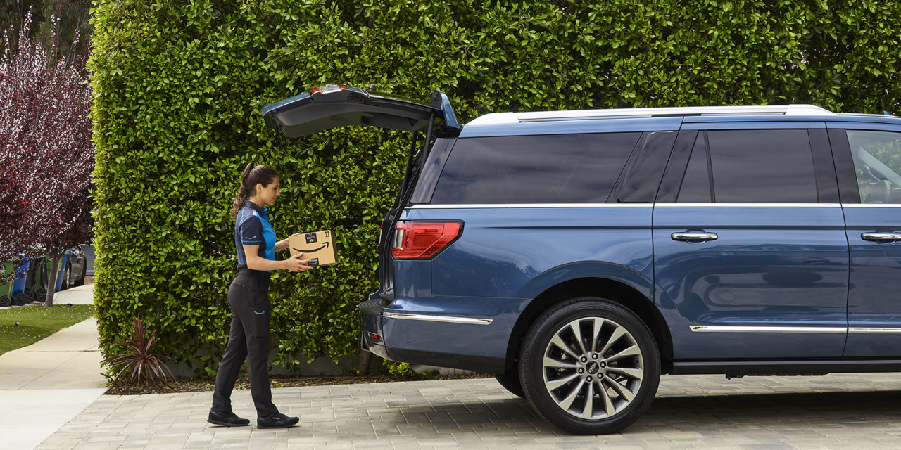 From package deliveries to mobile car washes, Ford brings new services to your connected car