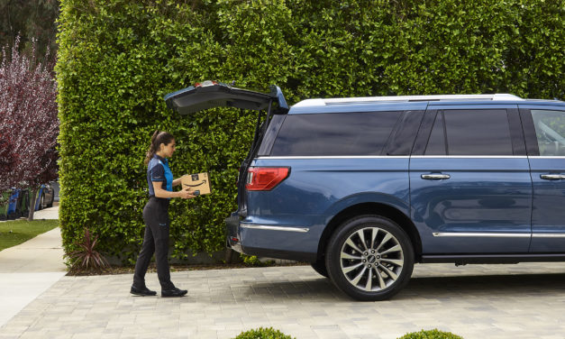 From package deliveries to mobile car washes,Ford brings new services to your connected car