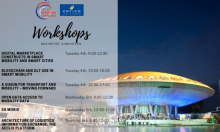 Register for ERTICO's workshops at the ITS European Congress