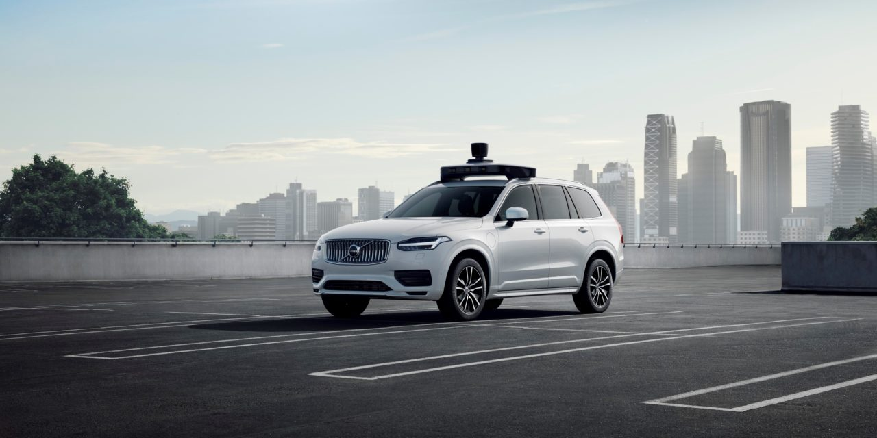 Volvo Cars And Uber Present Production Vehicle Ready For