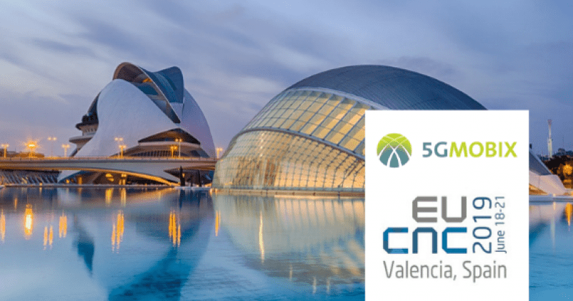 Discuss the path towards CCAM services using 5G at EUCnC in Valencia