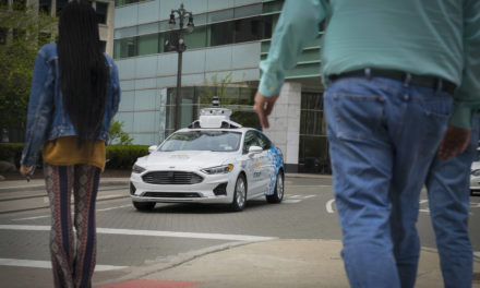 Ford to test self-driving vehicles in Detroit