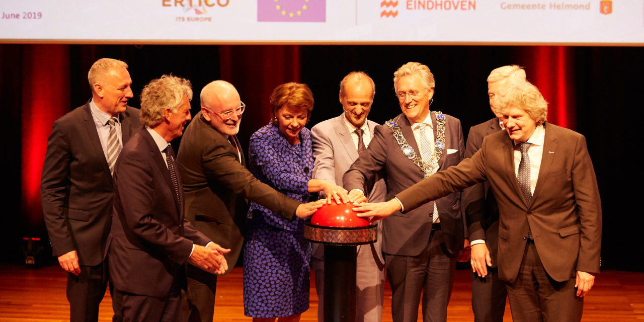 ITS European Congress 2019 formally opens its doors in the Brainport region of the Netherlands