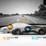 Continental is developing a special display for sports cars