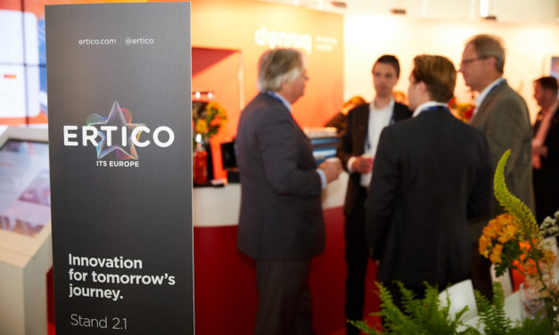 ERTICO Partnership in action at the ITS European Congress, Brainport-Eindhoven