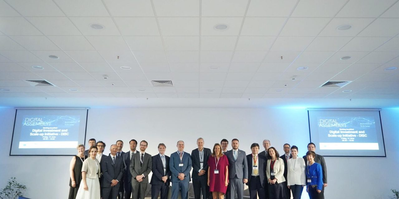 Digital innovation and scale-up Initiative is launched