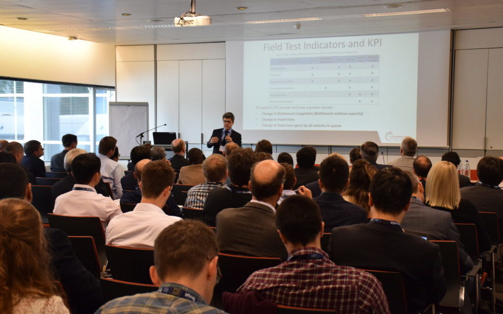 C-ITS corridor initiatives presented at ITS European Congress