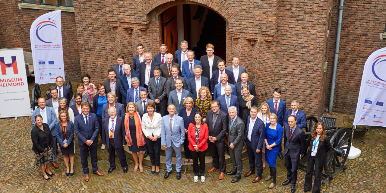 Mayors and industry leaders' ITS European summit takes place in Brainport, Eindhoven