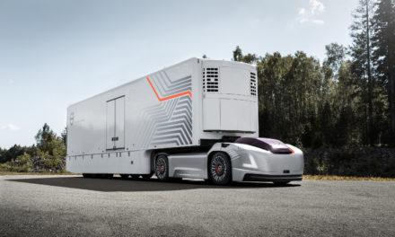 Meet Vera, Volvo's autonomous truck