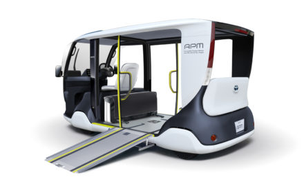 Toyota designs mobility vehicle for Tokyo 2020