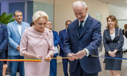 "GROUPE RENAULT INAUGURATES ITS NEW ROMANIAN HEADQUARTERS ""RENAULT BUCHAREST CONNECTED"""