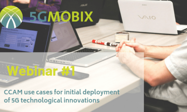 Learn about CCAM use cases for initial deployment of 5G on 16 September