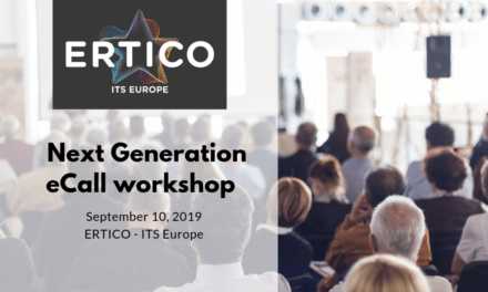 Let's talk about Next Generation eCall on 10 September!
