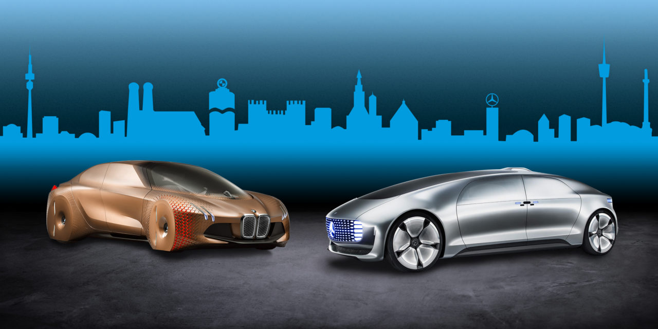 BMW Group and Daimler launch long-term development cooperation for automated driving