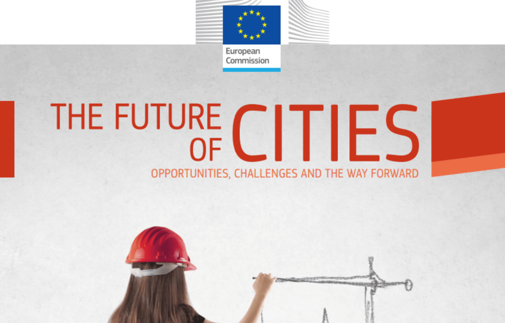 EU report looks at the future of cities as drivers shaping the urban future