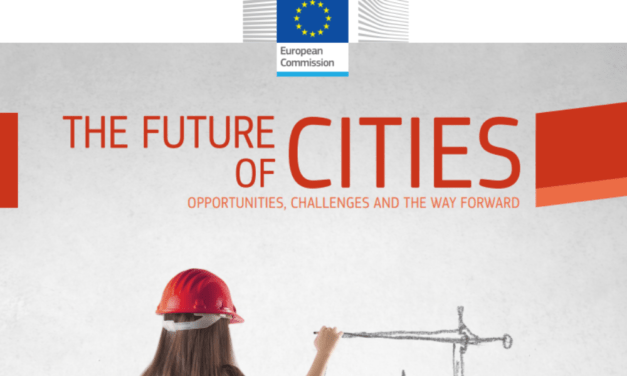 Report discusses the future of cities as drivers shaping the urban future