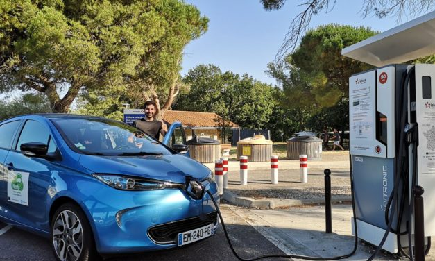 Here is a proof that range is no longer an obstacle for summer getaways in an electric car