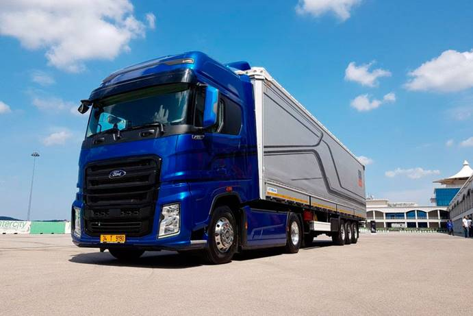 Fuel optimisation is put to real test in long haul drive from Turkey to Italy