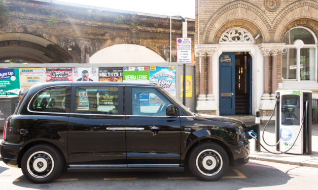 London switches to cleaner cabs