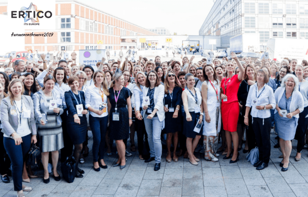 Meet, network, change: a talk with Women in Mobility