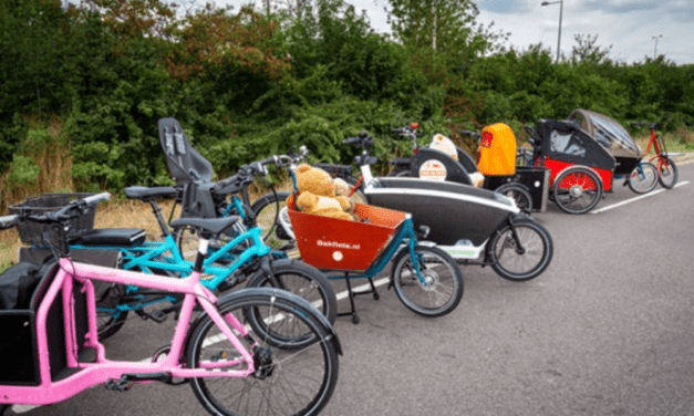 TfL announces the winners of its first Best Cargo Bike competition