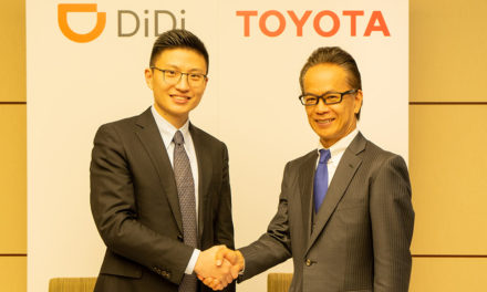 Toyota expands collaboration in MaaS with Chinese ride-hailing platform