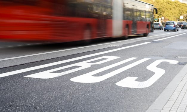 Oxfordshire County Council improves bus stops
