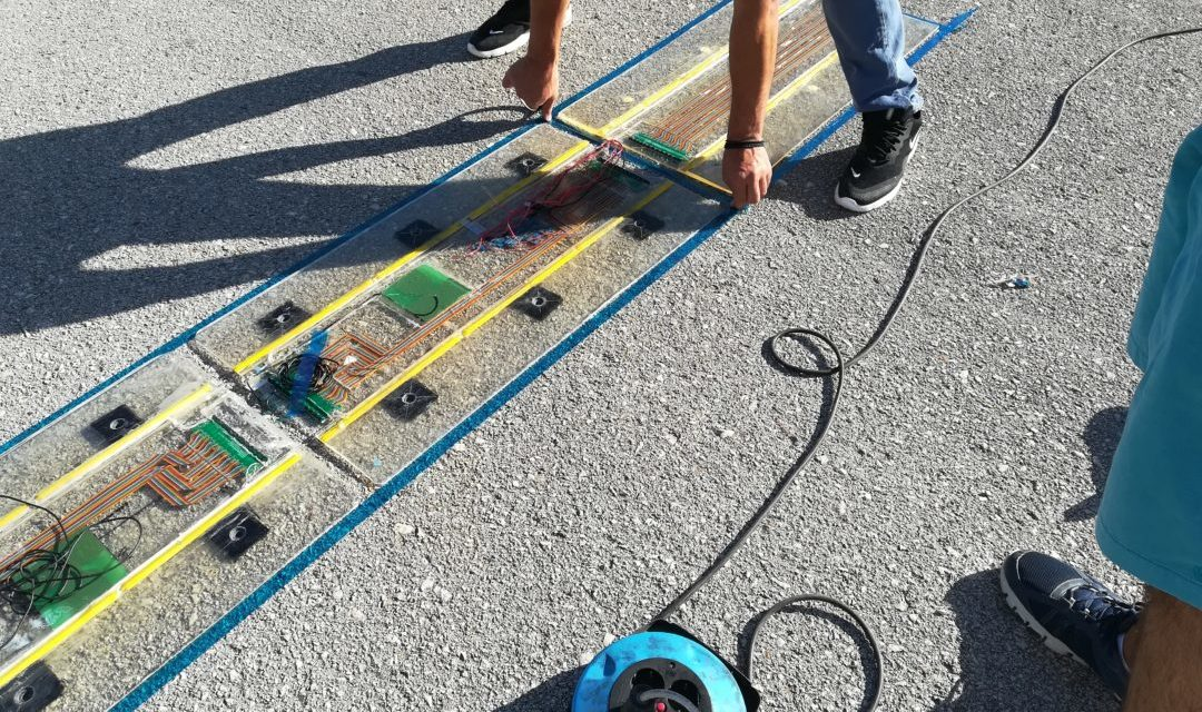 Safe and green sensor technologies tested in Patras