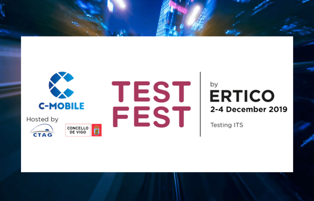 Test C-ITS technologies with your cellular devices and vehicles this December