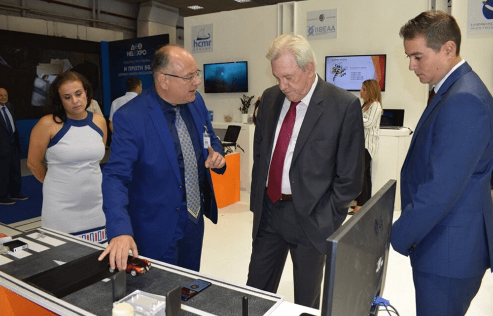 Disruptive C-ITS technology introduced to Greek officials