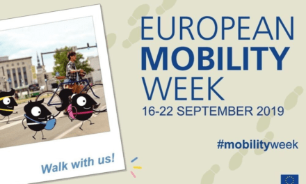 EUROPEANMOBILITYWEEK 2019: promoting walking and cycling for better towns and cities
