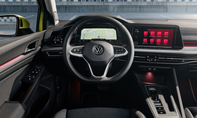 World premiere for the new VW Golf: digitalised, connected, and intelligent