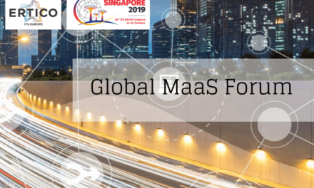 Join the Global MaaS Forum in Singapore