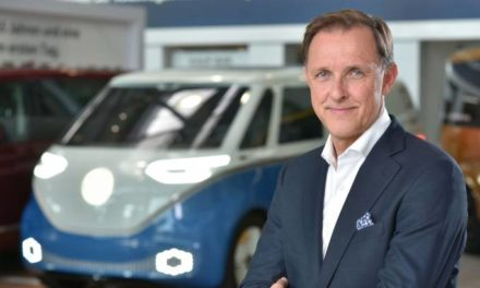 Volkswagen's Thomas Sedran new Chair of ACEA's Light Commercial Vehicle Committee