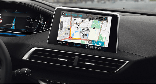 TomTom selects ChargeHub to provide electrical vehicle charging station information for its maps