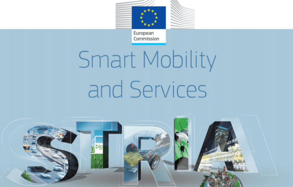 EU Commission recommends actions to facilitate smart mobility systems and services