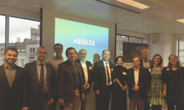 ERTICO and project Members celebrate the successful end of AEOLIX project