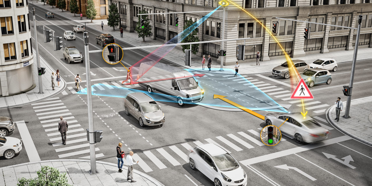 Continental and 3M partner to develop Intelligent Infrastructure Technology