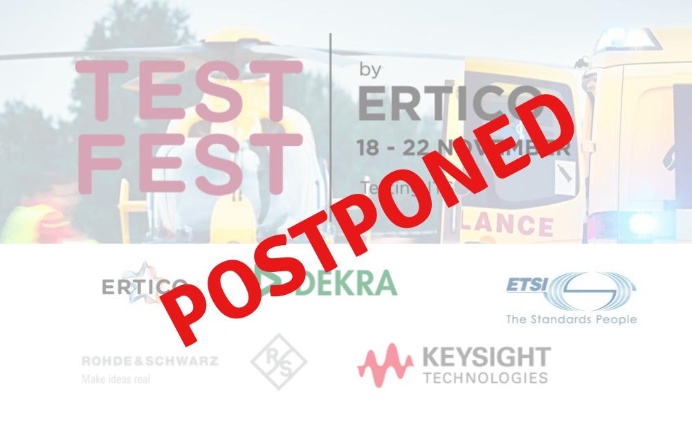 Next Generation eCall TestFest in Malaga postponed