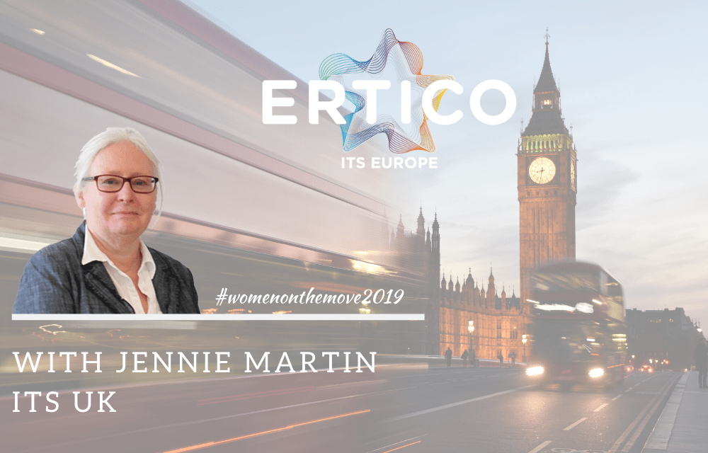BREXIT and transport: A talk with ITS UK's Jennie Martin