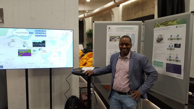 5G state-of-the-art technology solutions presented in Espoo, Finland