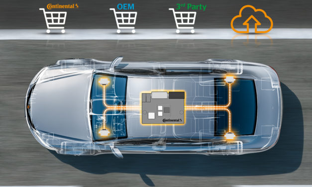 Continental Vehicle Server Connects VW ID. Electric Vehicles