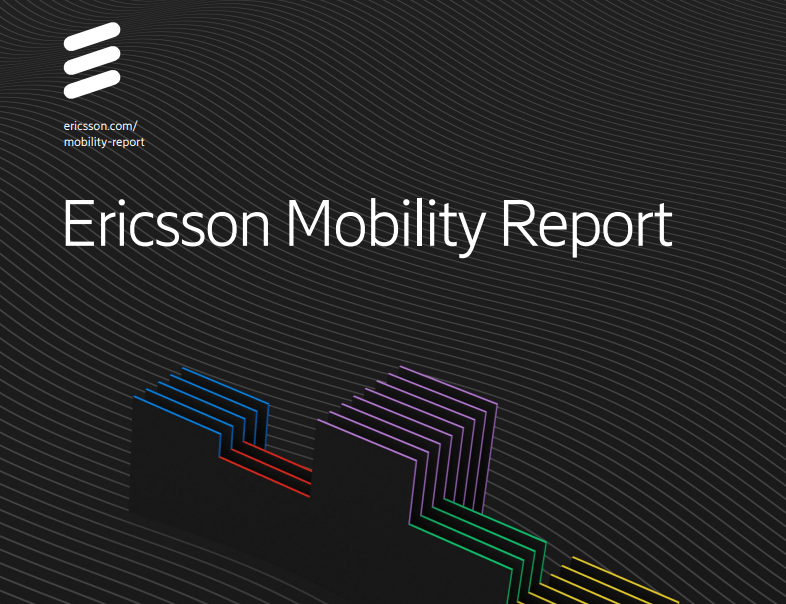 Ericsson publishes Mobility Report November 2019