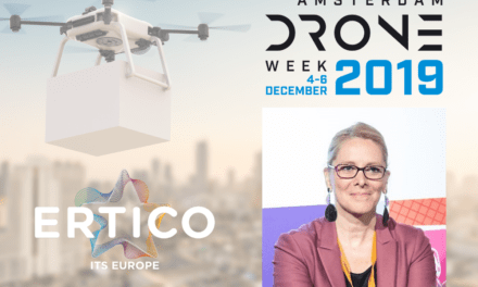 ERTICO to discuss Europe's role in 3D mobility at Amsterdam Drone Week
