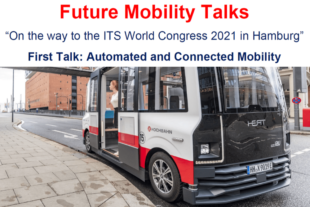 Join the Future Mobility Talks on 4 December